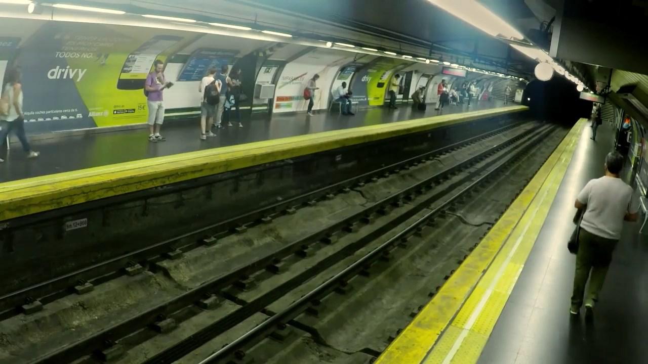 Metrodaki hayalet tren