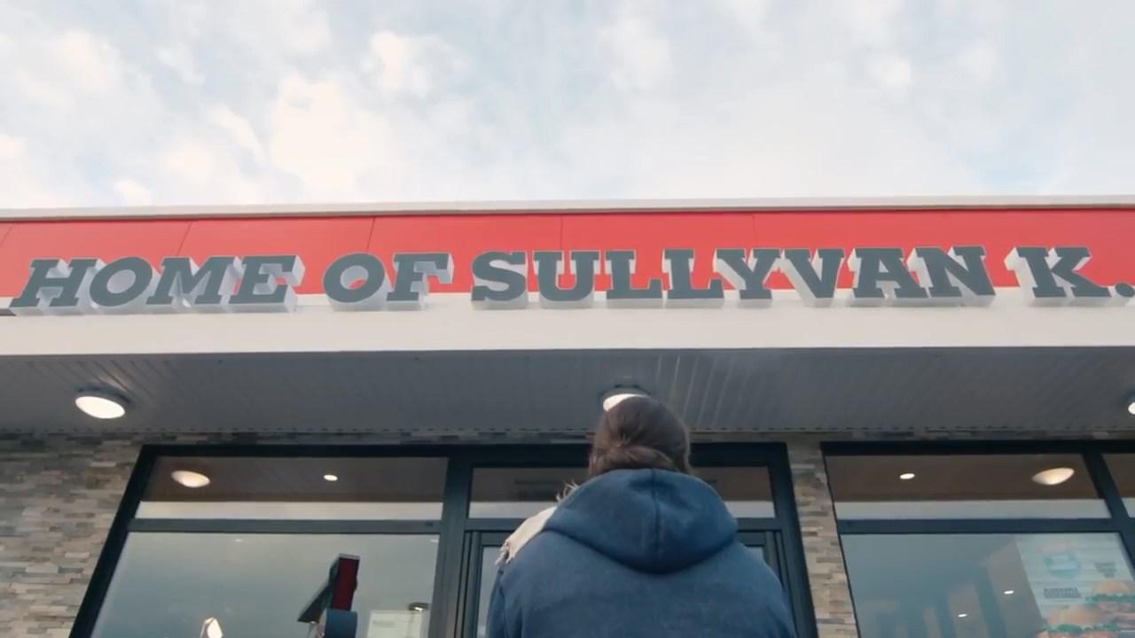 Burger King'den en büyük hayranı için özel restoran