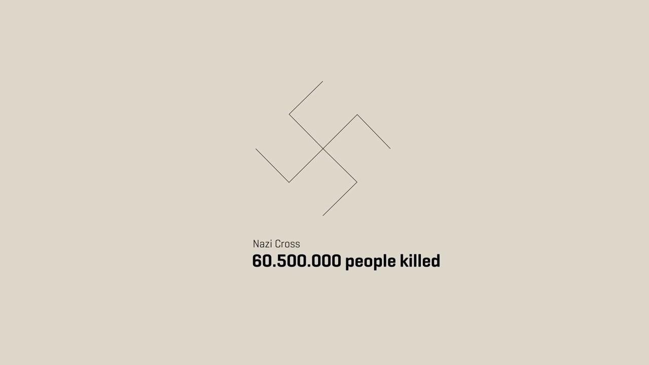 Aynı sembol küçük değişikliklerle kaç insanın hayatını sona erdirebilir ya da kurtarabilir