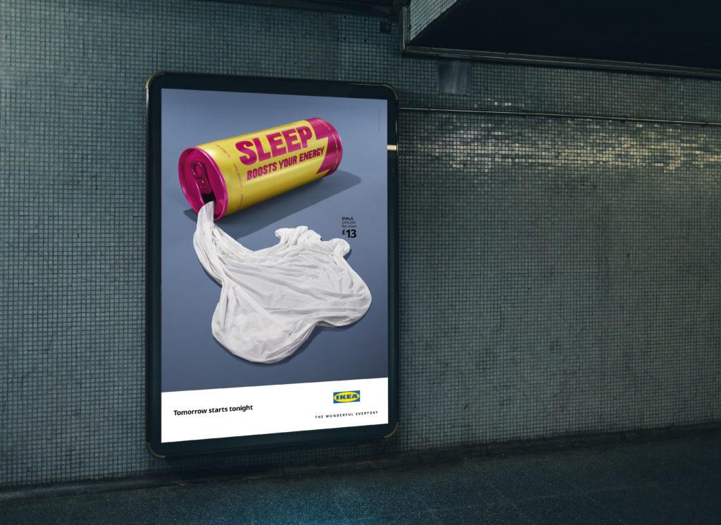 ikea yatak takımı reklam3